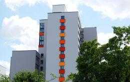 Etagenwohnung in Frankfurt am Main  - Niederrad