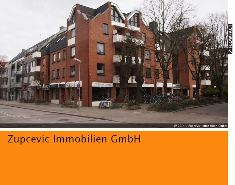 Eckladengesch�ft Citylage Ahrensburg - Gewerbeimmobilie mieten - Bild 1