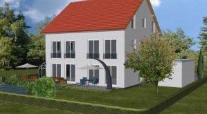Doppelhaushälfte in Schorndorf  - Unterberken