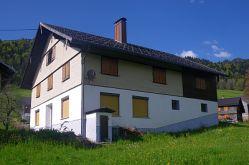 Berghütte Skihütte in Hittisau