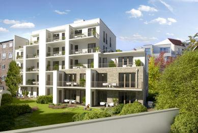 Penthouse in Hamburg  - Winterhude