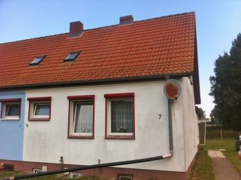Doppelhaushälfte in Groß Mohrdorf  - Groß Mohrdorf