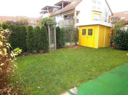 Die perfekte Familien-Wohnung mit Garten