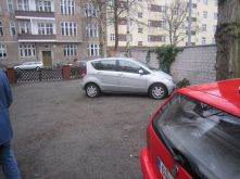 Stellplatz in 							Berlin 							 - Moabit