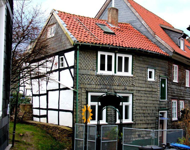 Wohnen historischen Fachwerkhaus - Haus mieten - Bild 1