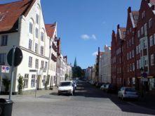 Dachgeschosswohnung in Lübeck  - Innenstadt