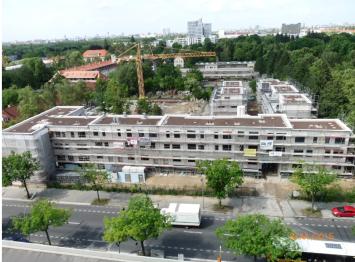 Reihenhaus in Berlin  - Schöneberg