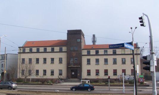 Ehemaliges Rathaus in Halle-Ammendorf