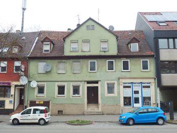 Mehrfamilienhaus in Ludwigsburg  - Mitte