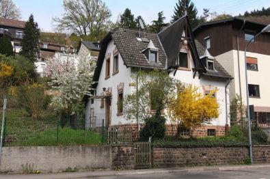Einfamilienhaus in Heidelberg  - Ziegelhausen