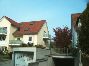 Dachgeschosswohnung in Thierhaupten  - Thierhaupten