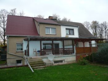 Doppelhaushälfte in Casekow  - Biesendahlshof