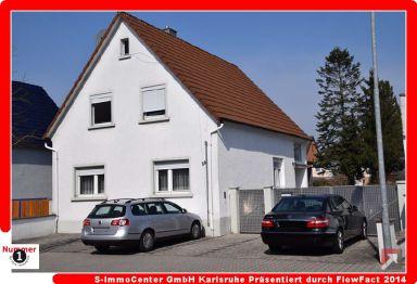 Zweifamilienhaus in Waghäusel  - Kirrlach