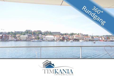 Exklusives Loft mit traumhaftem Blick auf Hafen und Altstadt
