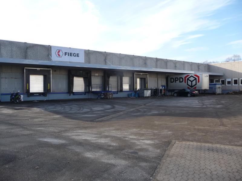 8 000 m� Lagerhallen Celle vermieten - Gewerbeimmobilie mieten - Bild 1