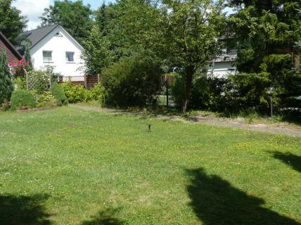 Grundstück für ein Einfamilienhaus am Rande der Hamburger Elbvororte