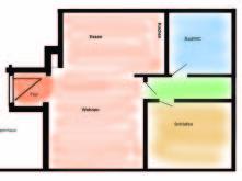 Etagenwohnung in Heßheim