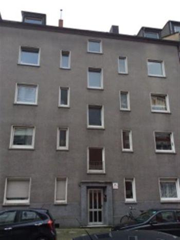 Dachgeschosswohnung in Duisburg  - Duissern