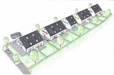 Doppelhaushälfte in Herten  - Disteln