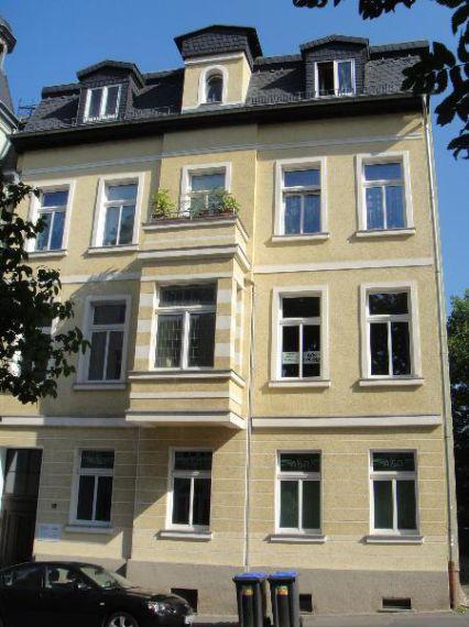 Optimal für Studenten od. Singles: 1-Raum-Wohnung m. EBK in Stadtlage von Gera!