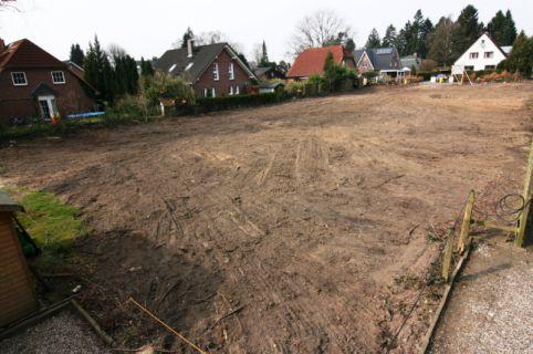 TRAUMLAGE SASEL - Heideknick 32 - geplanter Neubau von 4 modernen KfW-70-Stadtv...