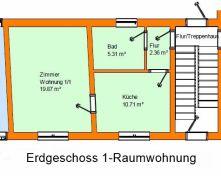 Erdgeschosswohnung in Strasburg  - Strasburg