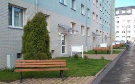Erdgeschosswohnung in Heidenau