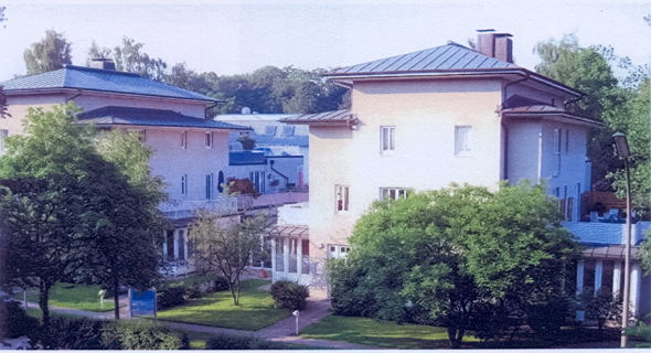 Blankenese großzügige 3-Zi.-Wohnung - Endetage - ca. 44 m² groß Dachterrasse...