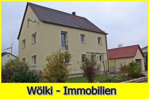 *** Haus mit wunderschönem großem Garten - im Ortszentrum von Mühlhausen ***