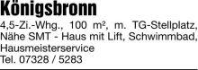 Wohnung in Königsbronn  - Königsbronn
