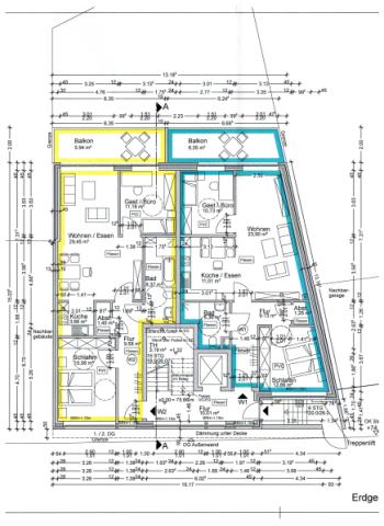 Erdgeschosswohnung in Ibbenbüren  - Alstedde