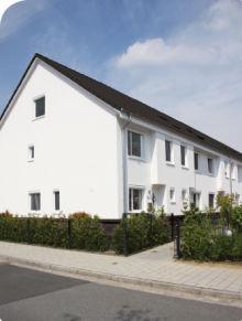 Reihenmittelhaus in Bremen  - Hohentorshafen