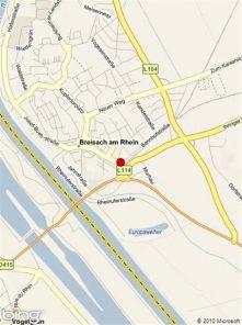 Stellplatz in Breisach  - Hochstetten