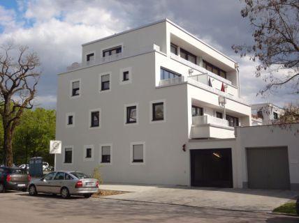 Neubau: Exklusive 2 Zi.-Maisonette-Wohnung in München-Laim