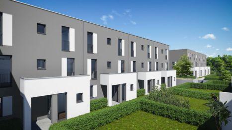 Reihenendhaus in Regensburg  - Schwabelweis