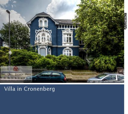 Gründerzeit - Villa in Cronenberg