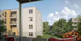 Dachgeschosswohnung in Potsdam  - Bornstedter Feld