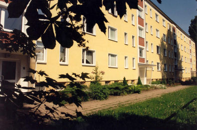 Etagenwohnung in Rostock  - Südstadt
