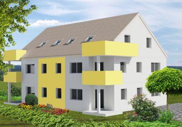 Dachgeschosswohnung in Meckesheim  - Meckesheim