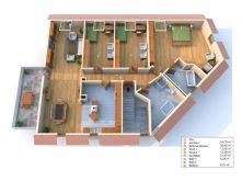 Dachgeschosswohnung in Speyer