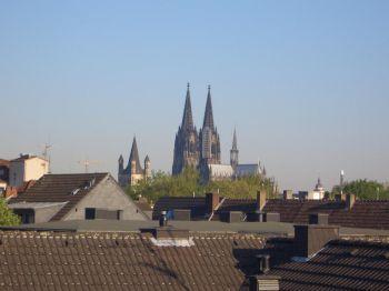 Maisonette in Köln  - Deutz