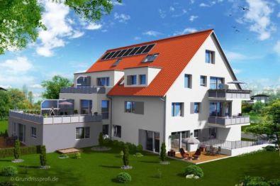Dachgeschosswohnung in Schorndorf  - Weiler