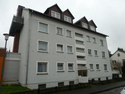 Dachgeschosswohnung mit Balkon nähe Schloss Philippsruhe!