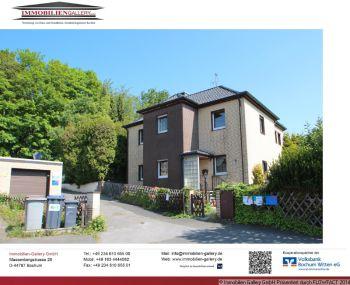 Zweifamilienhaus in Witten  - Bommern