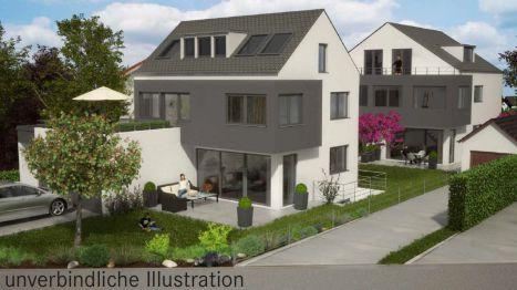 Doppelhaushälfte in Ostfildern  - Ruit