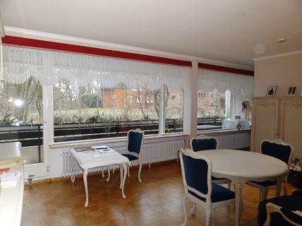 Geräumige 1 Zimmer Wohnung mit großem Balkon im schönen Eißendorf !