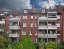 Etagenwohnung in Hamburg  - Horn