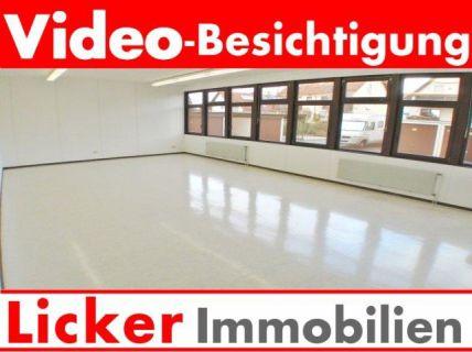 * 250m² Büro-Etage mit 6 Stellplätzen * barrierefrei im Erdgeschoss