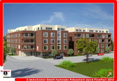 Penthouse in Karlsruhe  - Südweststadt