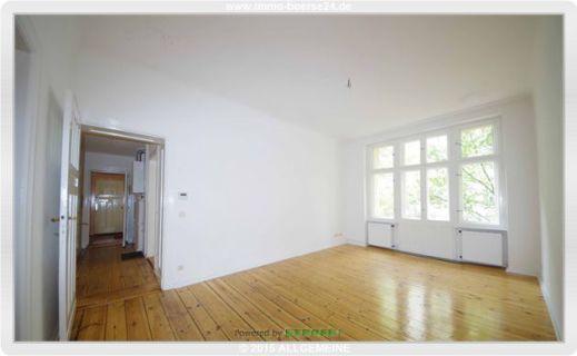 Vermietete 1-Zimmer-Altbauwohnung in modernem Stuckaltbau in ruhiger Lage!
